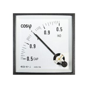 Leistungsfaktor-Messgeräte